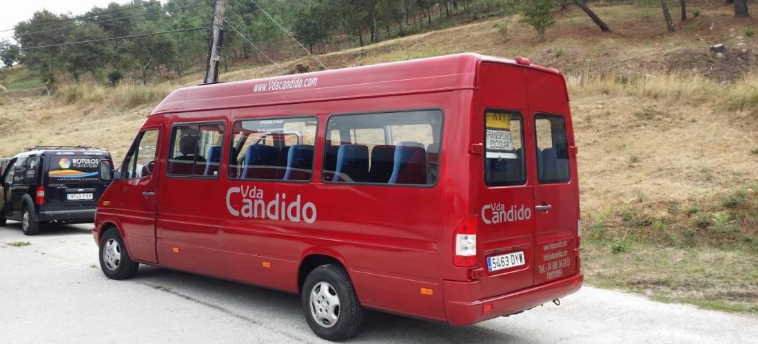 Rotulación microbus