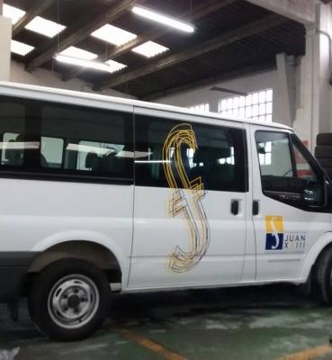 rotulación vehículos vinilo